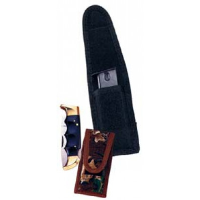Uncle Mike's Single Pistol Mag / Knife Cases