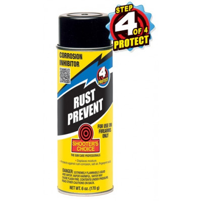 Shooter's Choice Rust Prevent