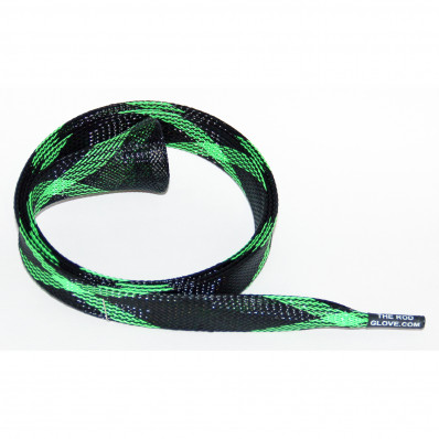 """VRX Casting Rod Glove Accessory Cover Shield For Rods up to 7'6"""" - Green Spyder"""