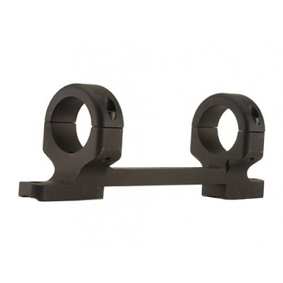 "DNZ Scope Mount - Winchester .70 LA, 1"" Low, Black"