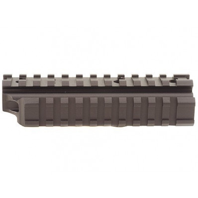 Weaver Tactical Mount - AR 15 - Tri-Rail System Base - Carry Handle