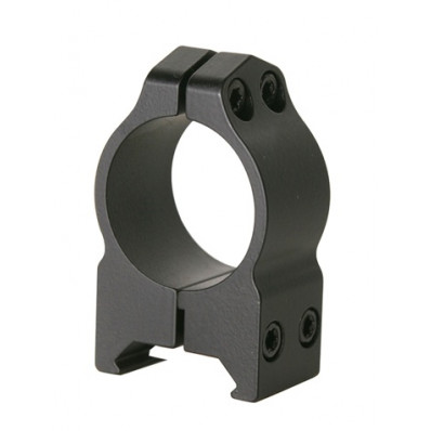 "Warne Maxima Fixed Scope Rings - 1"" Medium, Matte"