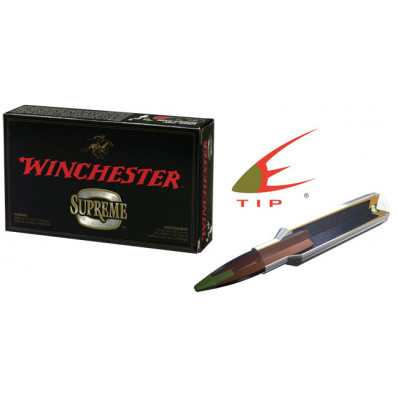 Winchester E-Tip Centerfire Rifle Ammunition 7mm WSM 150 gr ET 3150 fps - 20/box