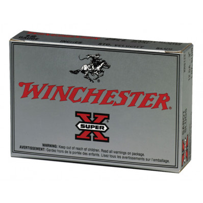 "Winchester Super-X Rifled Slug 20 ga 2 3/4""  5/8 oz Slug 1400 fps - 5/box"