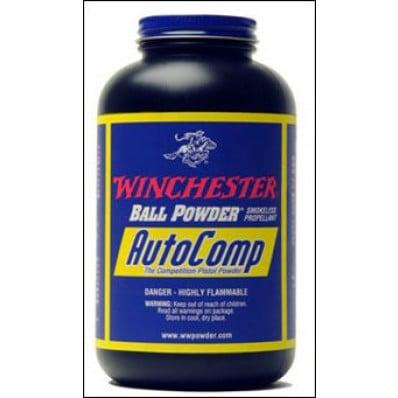 Winchester AutoComp Powder 1 lbs