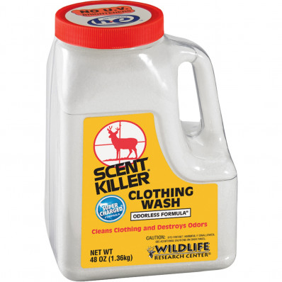 Wildlife Research Scent Killer Clothing Washpowder
