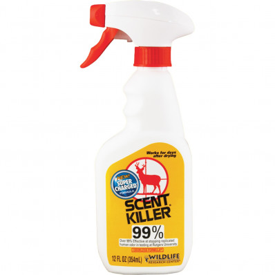 Wildlife Research Scent Killer Spray - 12 oz