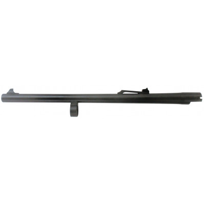 "Carlon's Benelli 12 ga 3"" 18.5"" Shotgun Barrel Carlson's Barrel Benelli 12 ga 3"" 18.5"" Rem Choke with Adjustable Rifle Sights and Cylinder Choke"