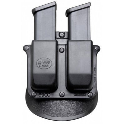 Fobus Glock, H&K 9mm, .40 Double Magazine Paddle Pouch Double-Stack