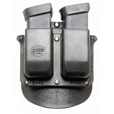 Fobus Glock .45 ACP, 10mm Double Magazine Roto-Holster Paddle Pouch