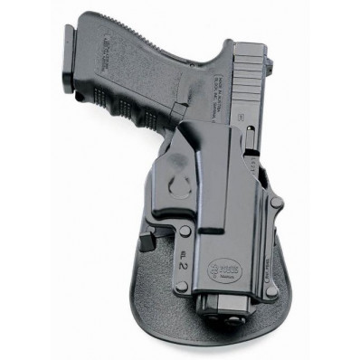 Fobus Glock 17-19 Standard Paddle Holster Right Hand