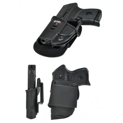 Fobus Ruger LCP Evolution Belt Holster Right Hand