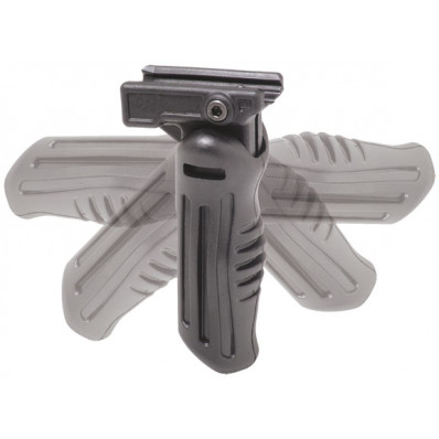 CAA Folding Forearm Grips with Storage 5-Positions