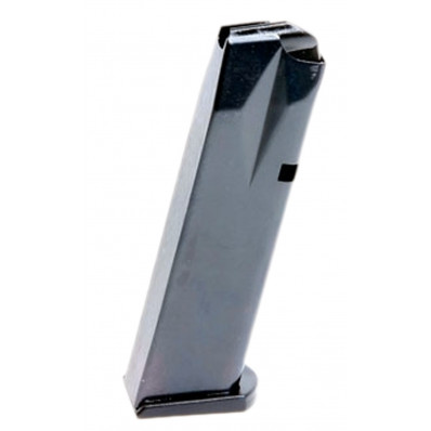 ProMag Browning Hi-Power Magazine - 9mm - Blue Steel - 13 rds.