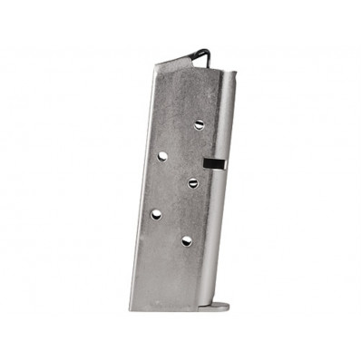 ProMag Industries Sig P238 380 ACP 6 Round Magazine Nickel