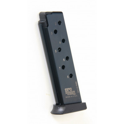 ProMag Smith & Wesson 908/3913/3914/3953 Magazine - 9mm - Blue Steel - 8 rds.