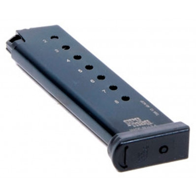 ProMag S&W .45 8rd Blue Magazine for Models 645, 4506, 4566, 4586