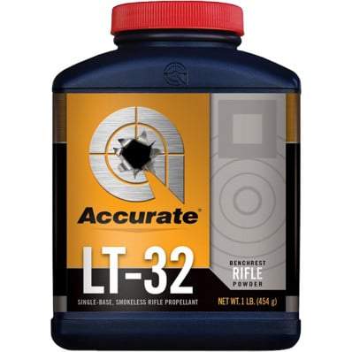 Accurate Powder LT-32 Smokeless Rifle Powder 1 lbs