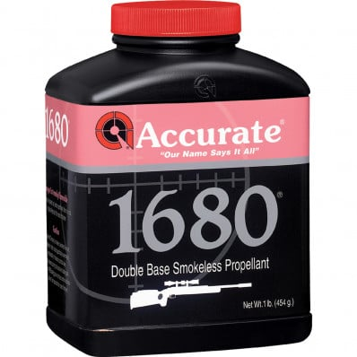 Accurate 1680 Rifle Powder 1 lbs