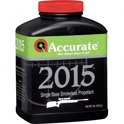 Accurate Powder 2015 Rifle Powder 8 lbs