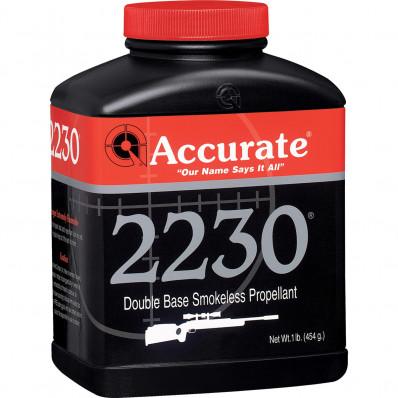 Accurate Powder 2230 Rifle Powder 8 lbs