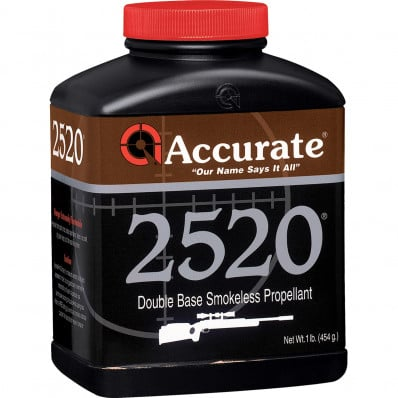 Accurate Powder 2520 Rifle Powder 8 lbs