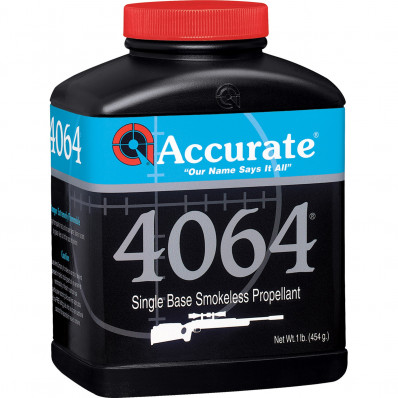 Accurate Powder 4064 Rifle Powder 8 lbs