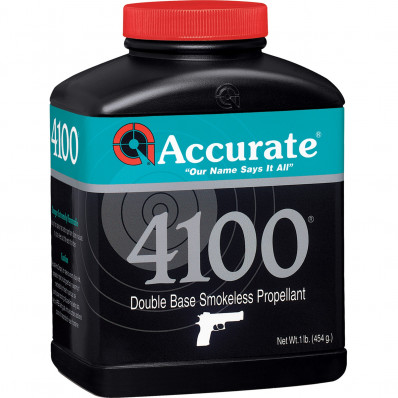 Accurate Powder 4100 Handgun Powder 1 lbs