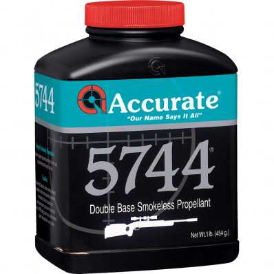Accurate Powder 5744 Rifle Powder 1 lbs