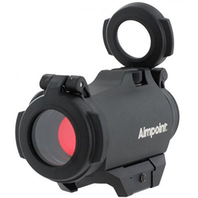 Aimpoint Micro H-2 Sight - AR15 Ready 2 MOA LRP Mount 39mm Spacer