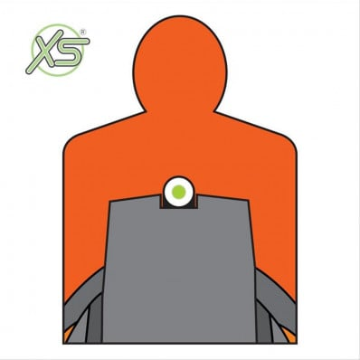 XS Sight Systems Standard Dot Tritium Sight Fits Ruger LCR .38/357
