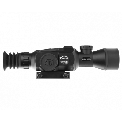 ATN X-Sight II HD 3-14x Day & Nght Rifle Scope - HD VideoRec WiFi GPS