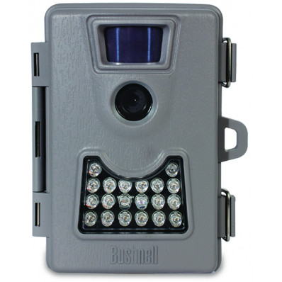 Bushnell Digital Land Camera with Night Vision, Gray - 5MP Clam Package