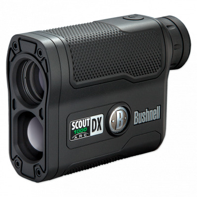 Bushnell Scout DX 1000 ARC Laser Rangefinder - 6x21mm Black
