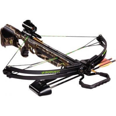Barnett Wildcat C5 Crossbow Package with Red Dot Sight, Camo