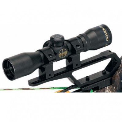 Barnett Quad 400 Xtreme Crossbow Package with Premium Multi-Reticle Scope - Next Camo