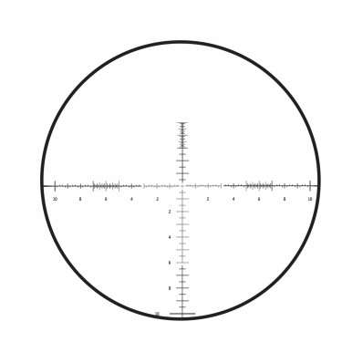 SCR Mil Reticle