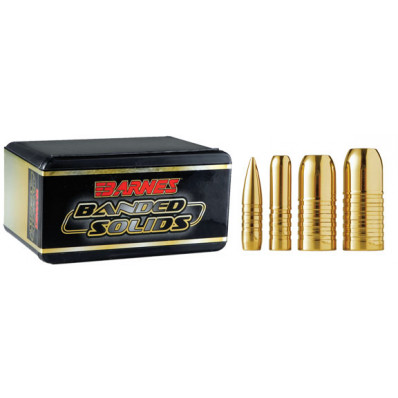 "Barnes Banded Solid Bore Rider Bullets .50 BMG .510"" 750 gr LRS Bore Rider BT 20/ct"