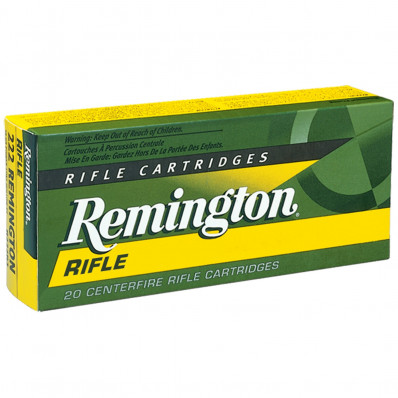 Remington Centerfire Rifle Ammunition .32-20 Win 100 gr - 50/box