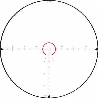 CMR4 Illuminated Reticle