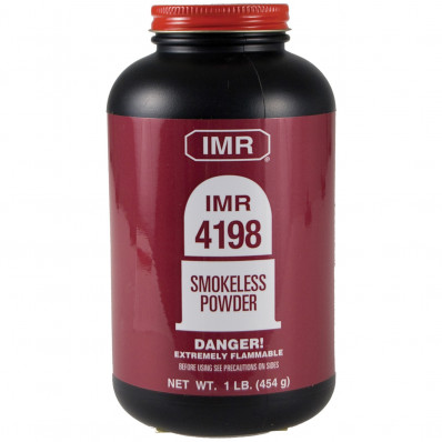 IMR Powder 4198 Rifle Powder 8 lbs