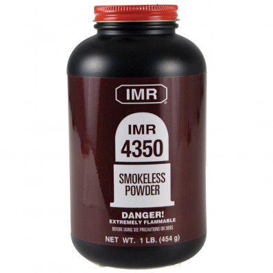 IMR Powder 4350 Rifle Powder 8 lbs