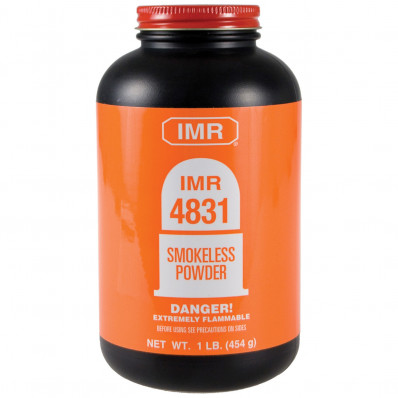 IMR Powder 4831 Rifle Powder 1 lbs