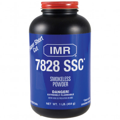 IMR Powder 7828 SSC Super Short Cut Rifle Powder 1 lbs