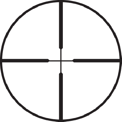 """Leupold VX-Freedom Scout Scope - 1.5-4x28mm 1"""" Tube Duplex Reticle Extended Eye Relief Matte Black"""