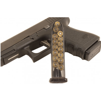 Elite Tactical Systems For Glock 19 Magazine 15-rd 9mm MAG - Fits Glock 19 26
