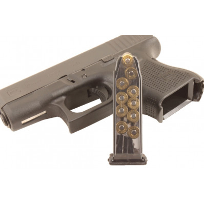 Elite Tactical Systems For Glock 26 10-rd 9mm Magazine - Fits Glock 26