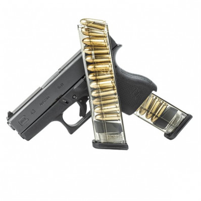 lite Tactical Systems Glock 43 Magazine 9mm 12/rd