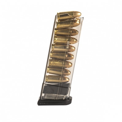 Elite Tactical Systems Glock 43 Magazine 9mm 9/rd