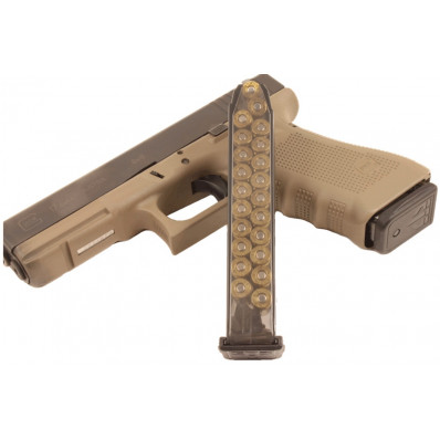 Elite Tactical Systems For Glock 22 Magazine 22-rd 9mm MAG - Fits Glock 17 19 26 34